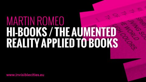 Image for: Hi-Books – The Aumented Reality applied to Books | TOOLKIT FESTIVAL