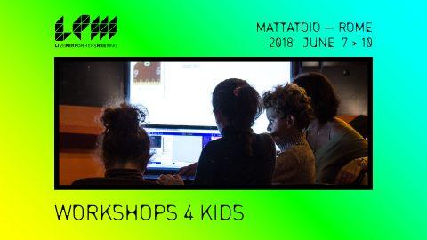 Workshops 4 KIDS